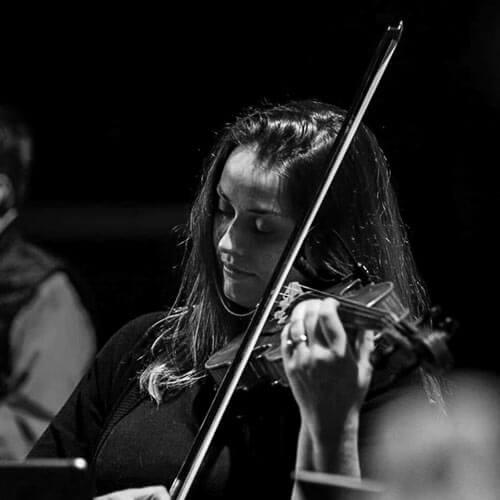 Anne Paqueno, APYO Sinfonia Conductor
