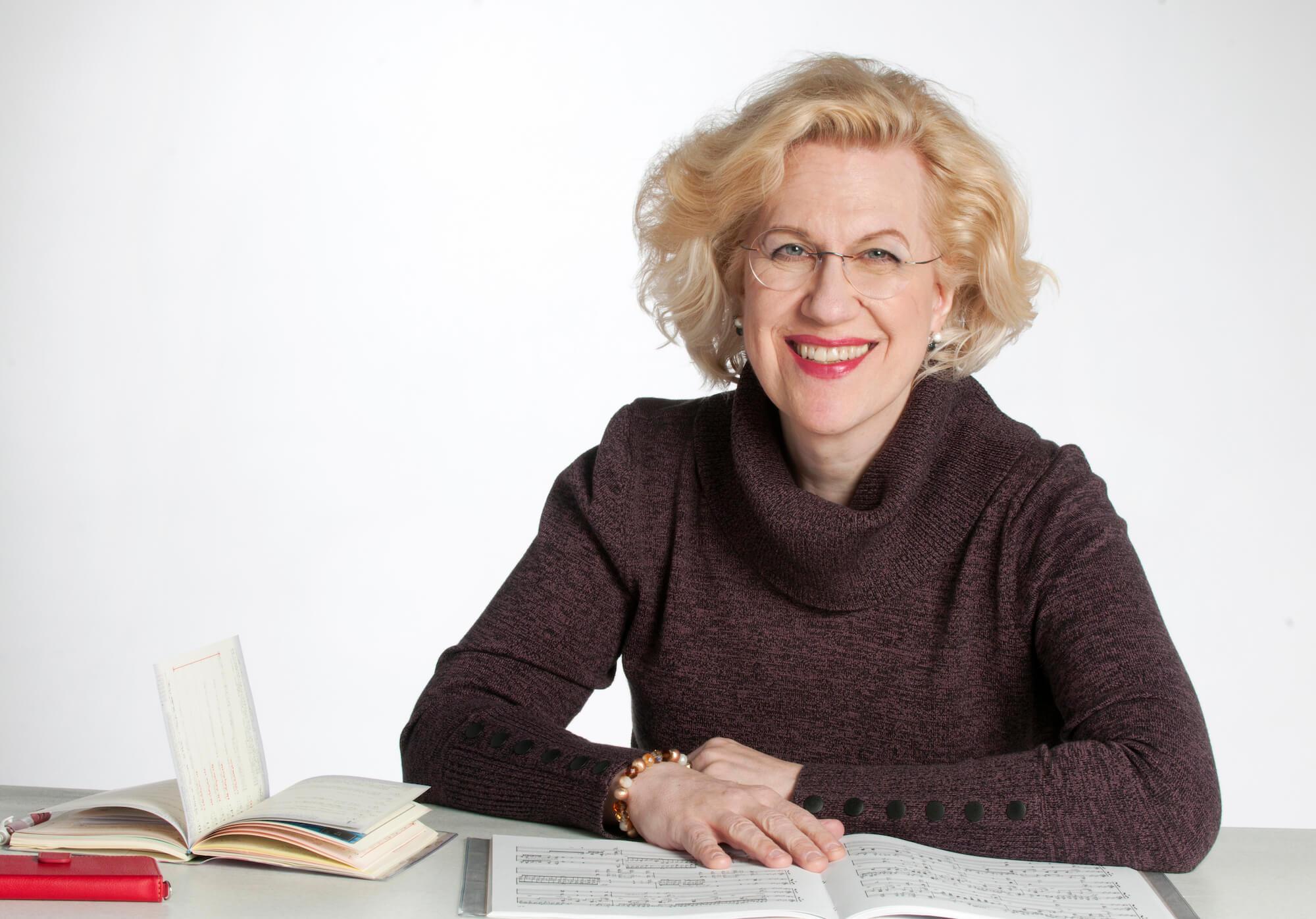 Sara Davis Buechner, world-renowned pianist