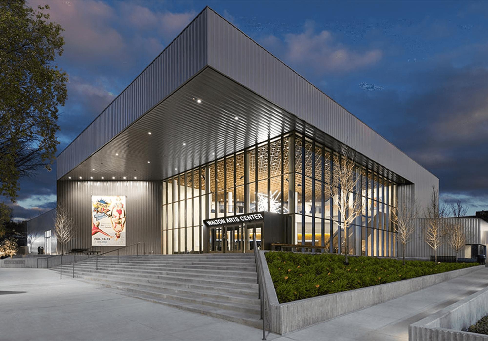 Walton Arts Center in Arkansas